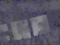verfangen Nachbar Schatten wank vor dem Fernseher Spion window Die4