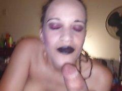 Demon brud suger resa upp MissLady666