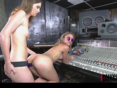 Aurora Snow and Tali Dova in Priority Content Pusher