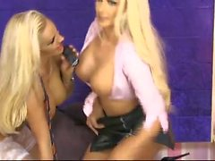 Dannii Harwood & Lucy Summers Babestation