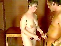 Harige granny porn video