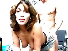 Hot milf and her younger lover 114