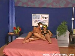 italian amateur couple como coppia lombarda