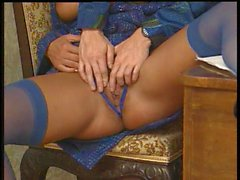 Threesome scene Dirty Sisters (1995) Angelica Bella