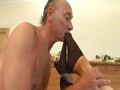 British MILF Kirstyn Halborg Gets Fucked