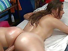 Quente e sexy loira de 18 anos