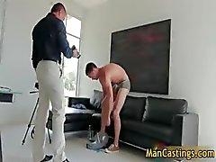 Della vite prigioniera sexy di di Mike fa schifo jizzster e si fa part2