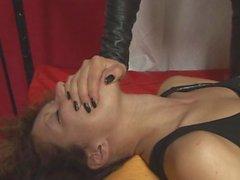 Lesbian Vampire Bite