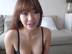 Asian big boobs sporty gal