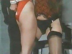 Kinky vintage bdsm