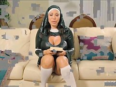 Ava Devine as Bad Nun