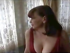 Busty Mature Strip by TROC