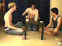 Bisexual men sucking cock Trace and William get together wit