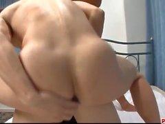 Hot Japanese babe, Ai Yuumi, intense sex