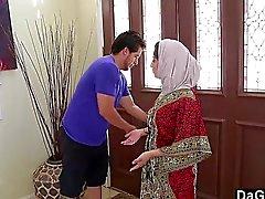 Dagfs Arabic Chick Nadia Ali Tastes White