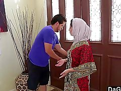 Dagfs Arabic kanan Nadia Ali Maistuu White