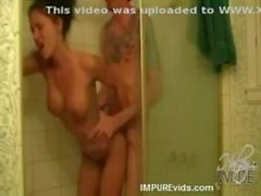 Haley Wilde Shower