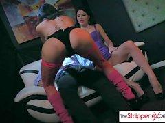 L'esperienza Stripper - Jessica Jaymes & Silvia Saige