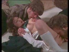 Cute Girl Scouts Vintage Threesome !