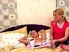 Thumping sweethearts anal canal