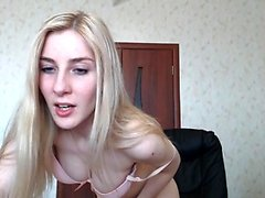 Loiro Amateur Webcam Striptease