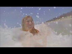 Nude Beach Surfing, Downunder