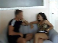 Brasilialainen Thais Vieira Haastattelu Rocco