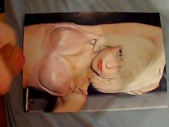 Lady Gaga - Cum tribute #1