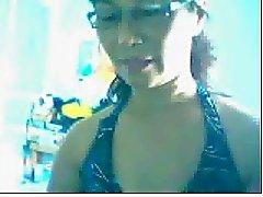 filippina che maturare in webcam