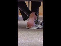 Japanese Foot Fetish Candid 9
