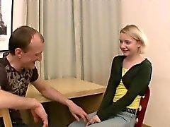 Adorable hottie enjoys hardcore anal pounding
