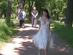 flasher-girl Nastya Belenko