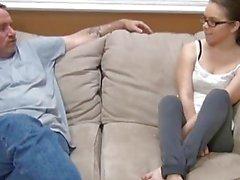 Jenni quer seu pai de etapa