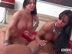 Jewels Jade E Kendra Lust Threesome