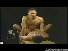 Schwarzen Magic Homosexuell Porno