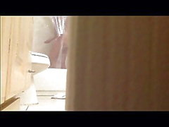 Hidden Cam of Girlfriend in shower