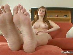 Fétiche des pieds Chaque jour - Rencontrer Faye Reagan a (2009 ) de Faye Legrand