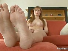 Foot Fetish giornalieri - Incontro Faye Reagan ( 2009) di Faye Reagan ha