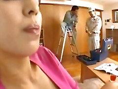P1 Erótica a jovem esposa dos Calouros de MILF Porn - Ryoki Murakami