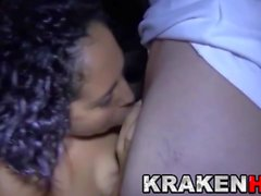 Krakenhot - Dogging Public Sex Outdoor with a Mature Part. 2