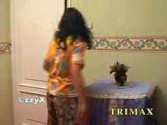 turkish menina porra quente