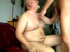 Homosexuell Bären Großvater gebumst Cumming