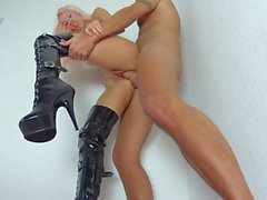 naughty-hotties net - skinny blonde as mistre