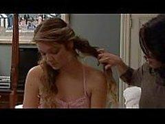 bir acayip lezbiyen sahne ANF lanet bakıcı baştan eşi