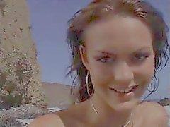 Nu Artistique de plage - Ready, Willing & d'attente