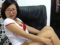 Kiinan hyvännäköinen näyttöön tiukka elin