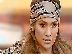 Jennifer Lopez deslizamento Nip