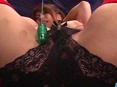 Grova porr session med stora bröst milf , Natsumi Mitsu