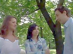 Sexy girls Karina Play and Alexa May