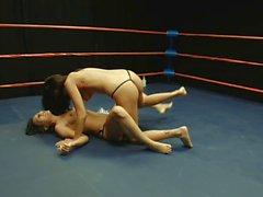 Shrinkwrap Wrestling
